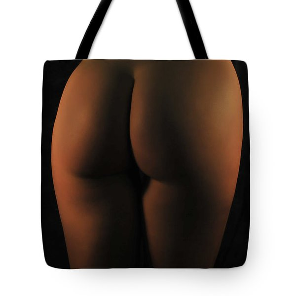 Red Light Bum Tote Bag