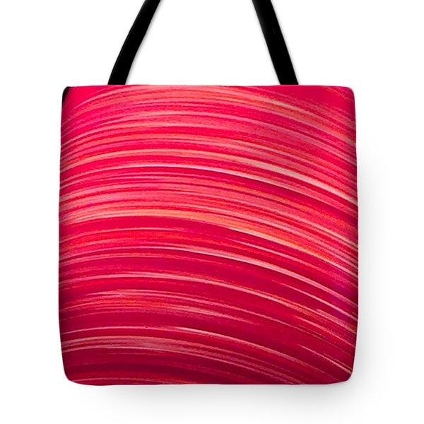 Red Light Cafe Tote Bag