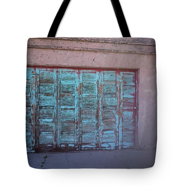 Red Mountain Garage Tote Bag