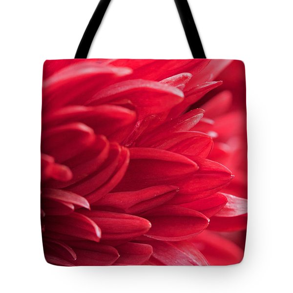 Red Mum Tote Bag