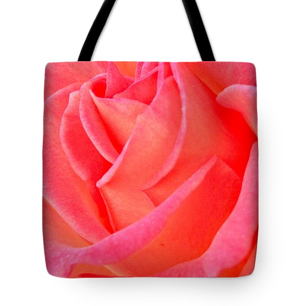 Red No More Tote Bag by Gwyn Newcombe