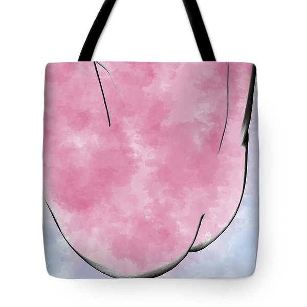 Red Pepper Tote Bag by Peter J Sucy