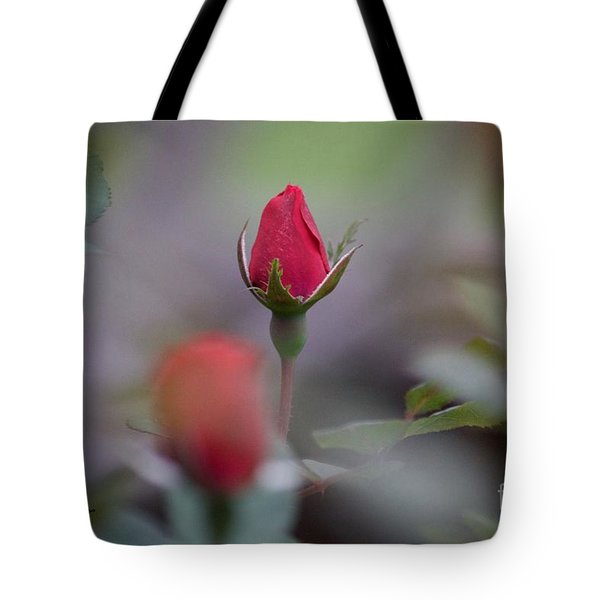 Red Red Rose Tote Bag