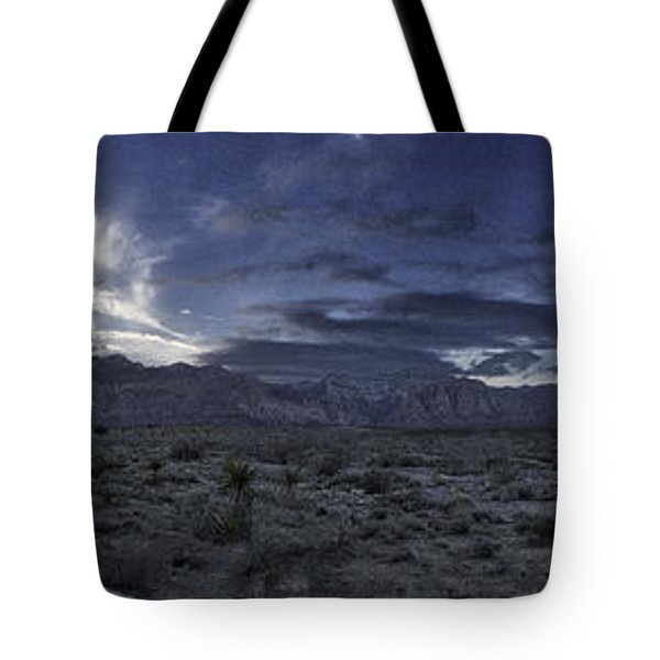 Red Rock Canyon State Park Tote Bag