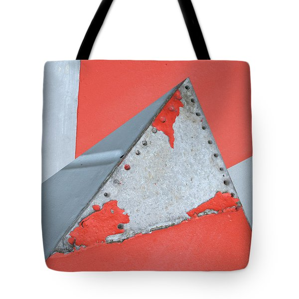 Red Rocket Tote Bag