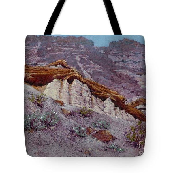 Red Rocks - High Noon Tote Bag