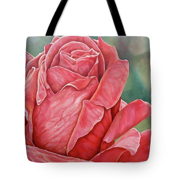Red Rose 93 Tote Bag