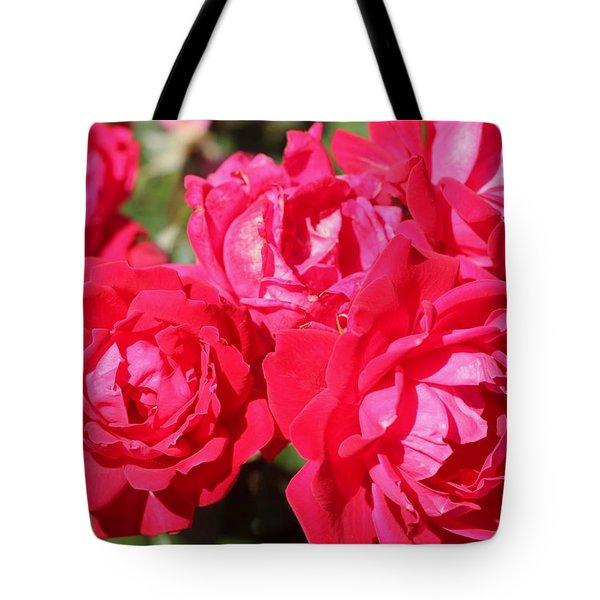 Red Roses 1 Tote Bag