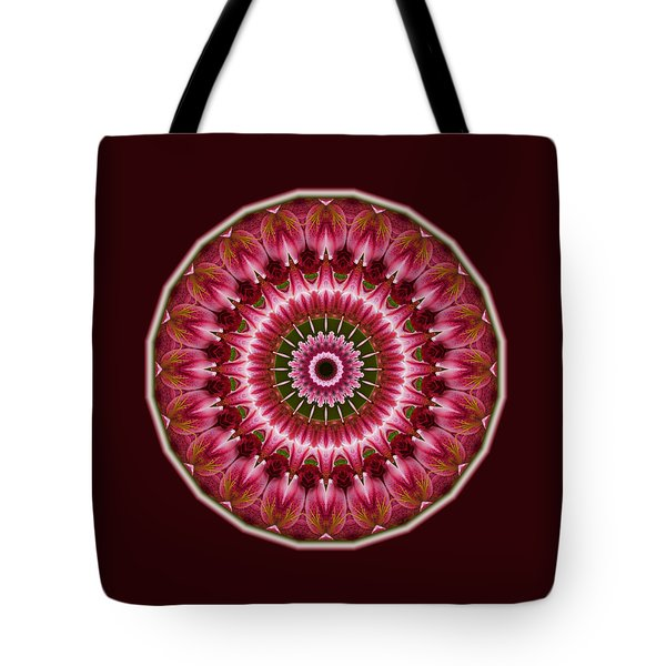 Red Roses And Thorns Tote Bag