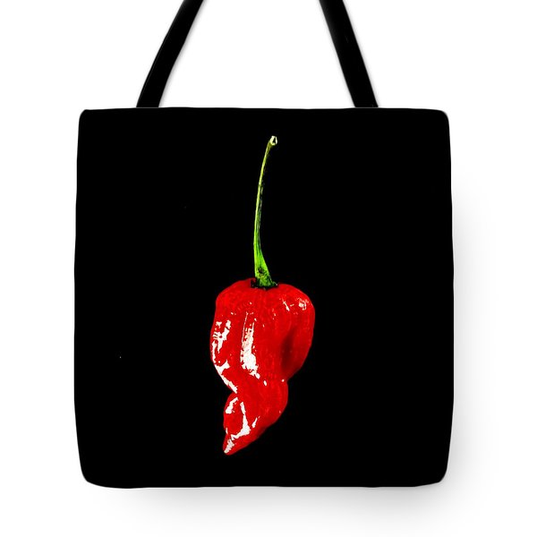 Red Scorpion Chilli Pepper Tote Bag