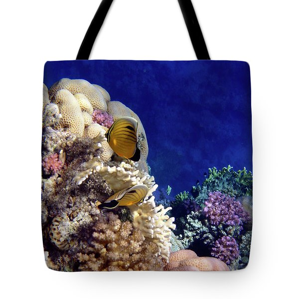 Red Sea Exotic World Tote Bag
