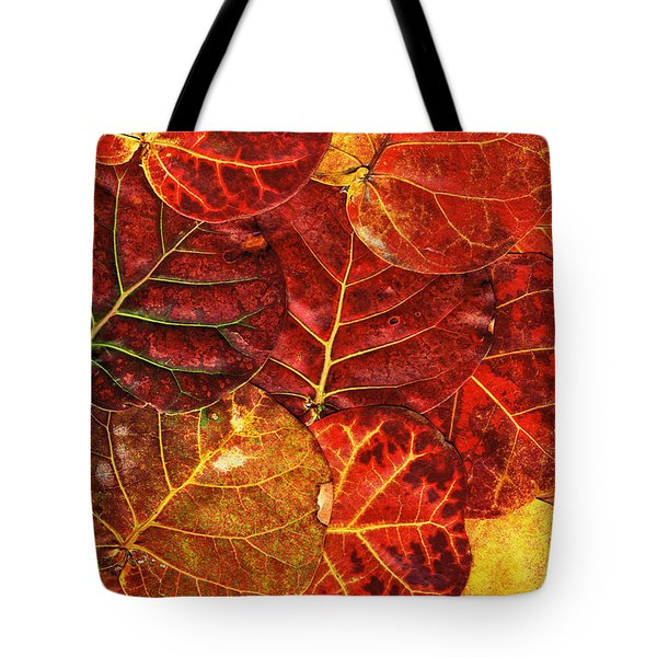 Red Sea Grapes By Sharon Cummings Tote Bag