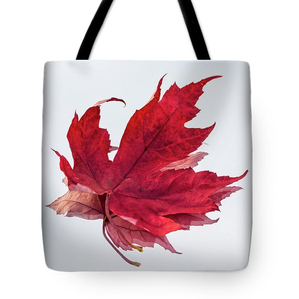 Red Threads Tote Bag