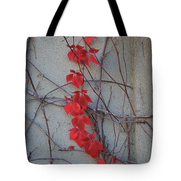 Red Vines Tote Bag