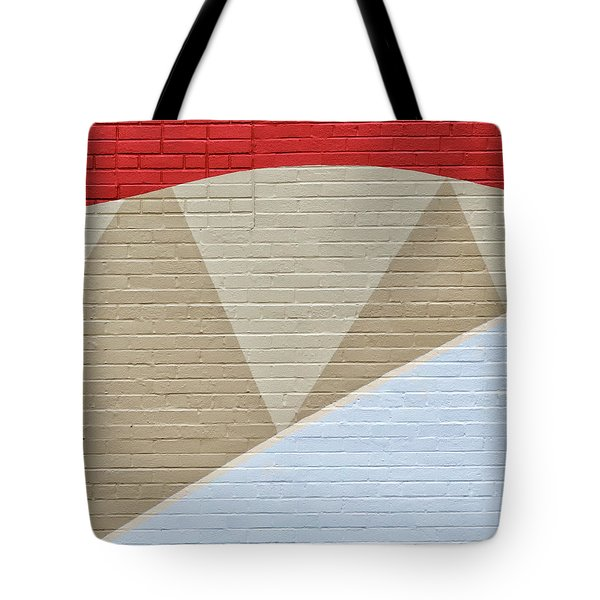 U-haul Art Tote Bag