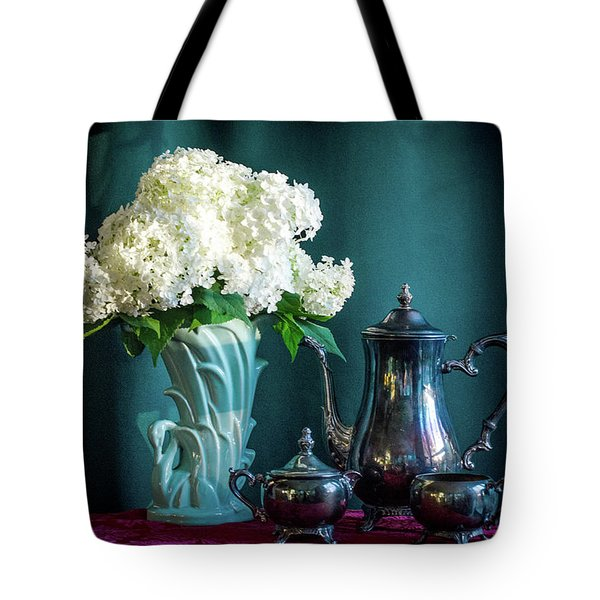 Red, White, Blue Tote Bag by Wendy Blomseth