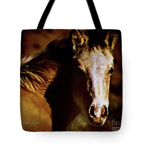 Red Willow Pony Lx Tote Bag