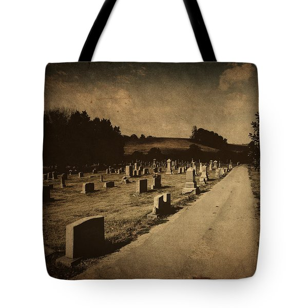 Redemption Road Tote Bag by Amy Tyler