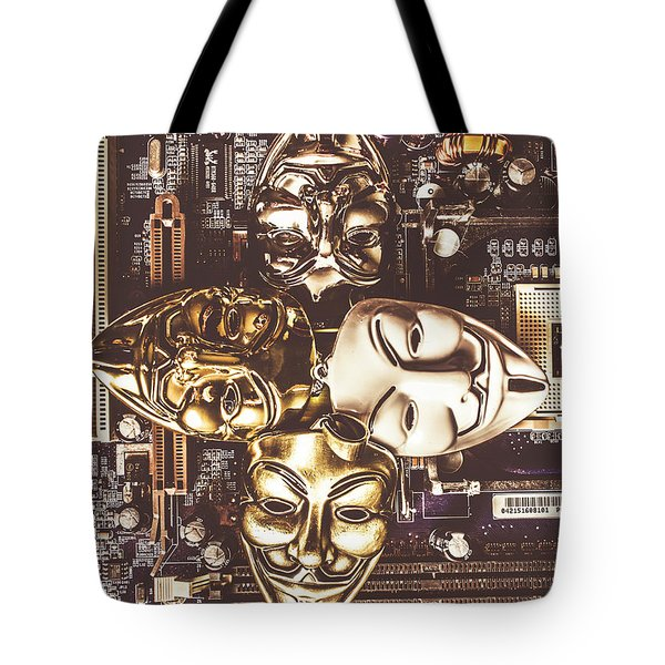 Redesigning The Power Systems Tote Bag