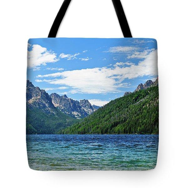 Redfish Lake Tote Bag