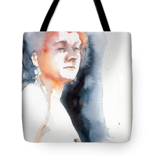 Redhead #1 Tote Bag