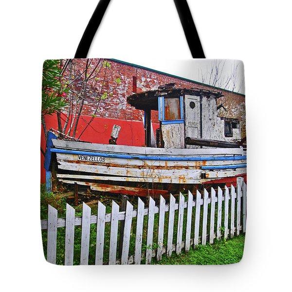 Redneck Dry Dock Tote Bag