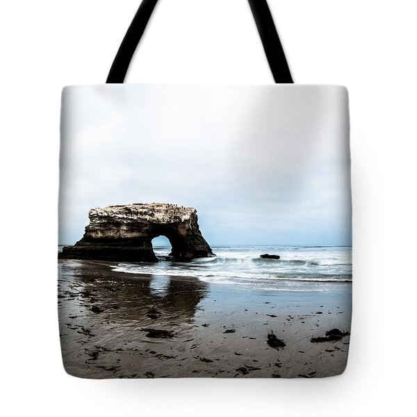 Redo Of Natural Bridges Tote Bag
