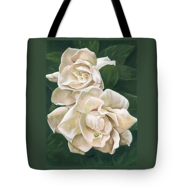Redolent Tote Bag by Barbara Keith