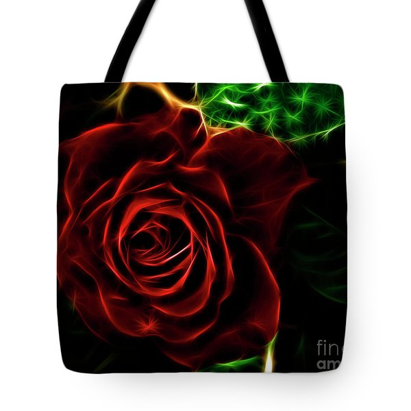 Red's Passion Tote Bag