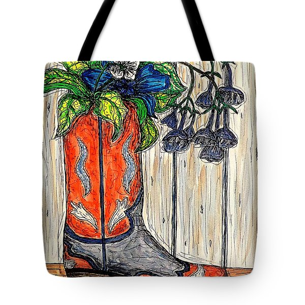 Red,white And Blue Tote Bag