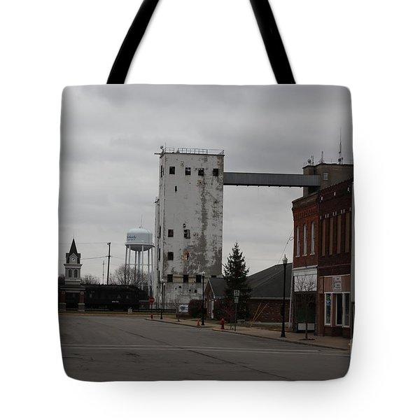 Reed Street Tote Bag