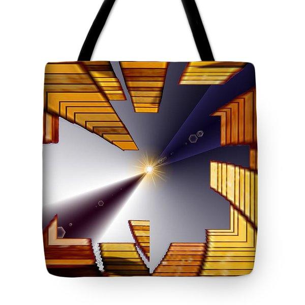 Reeds 3 Tote Bag by Tim Allen