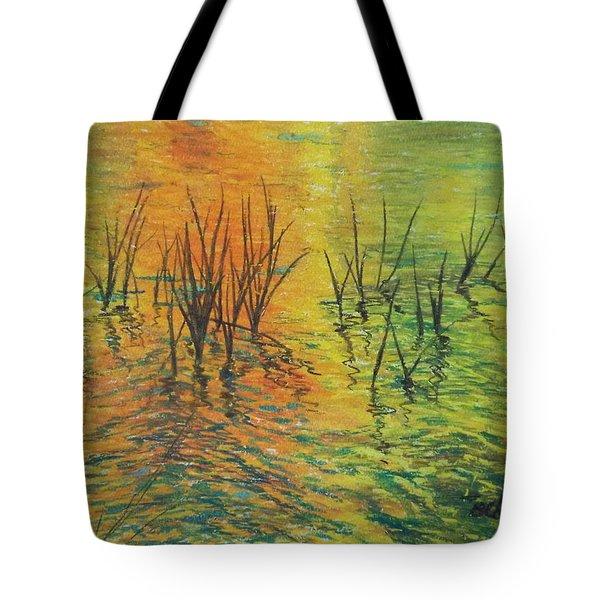 Reeds II Tote Bag
