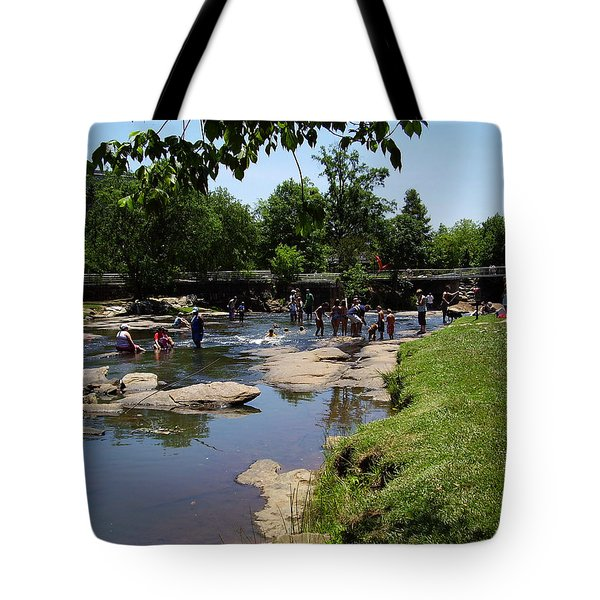 Reedy River Tote Bag