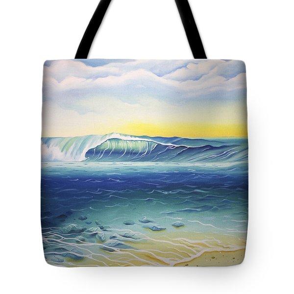 Reef Bowl Tote Bag