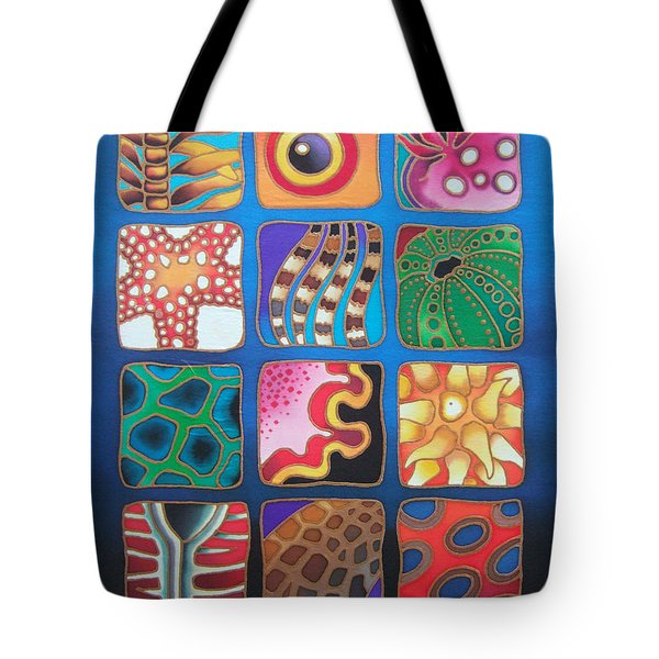 Reef Designs Vii Tote Bag