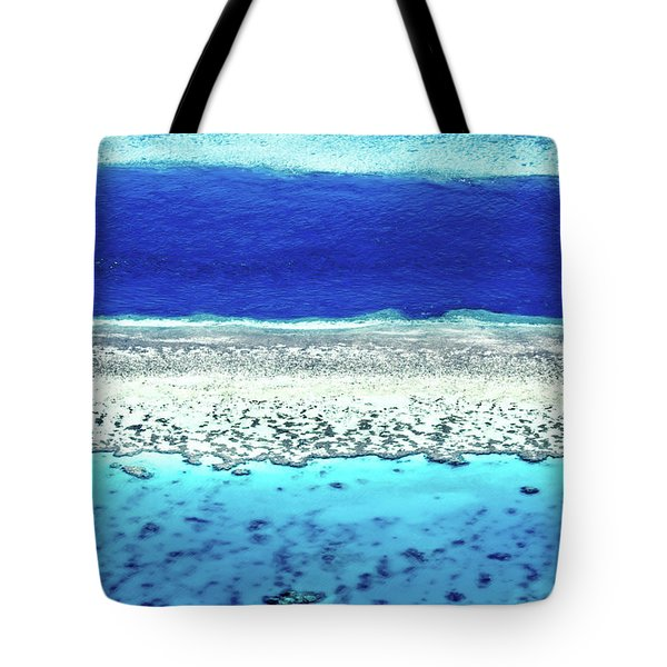 Reefs Edge Tote Bag