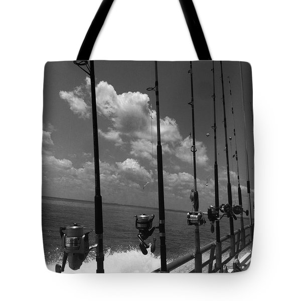 Reel Clouds Tote Bag by WaLdEmAr BoRrErO