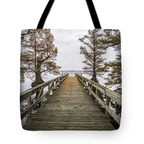 Reelfoot Lake 18 Tote Bag