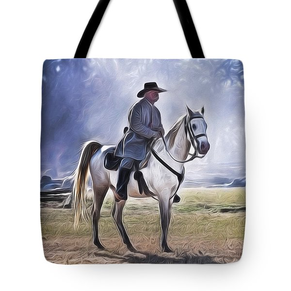 Reenactment General Tote Bag