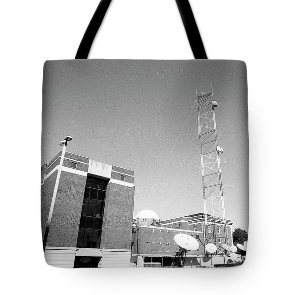 Reese Phifer Hall, Rear View, 2017 Tote Bag