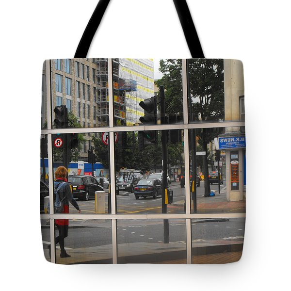 Refection Arsenal 02 Tote Bag