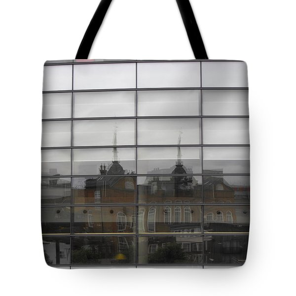 Refection Arsenal 04 Tote Bag