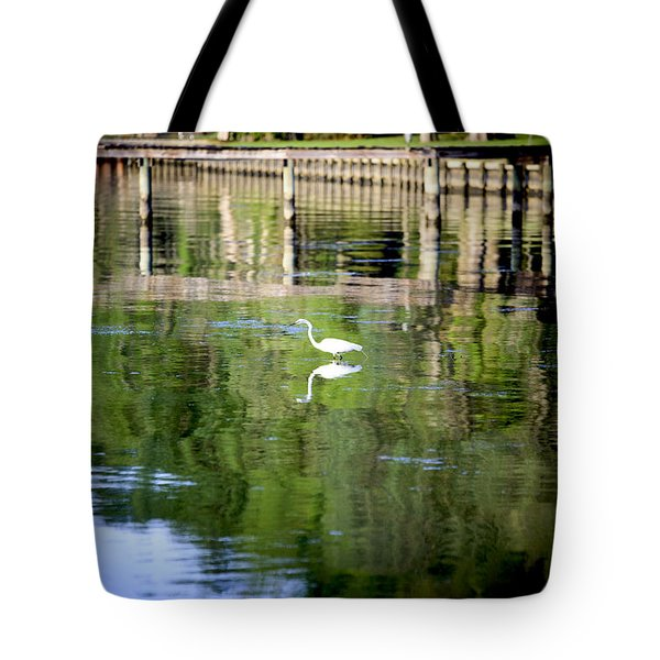 Reflecting Grace Tote Bag