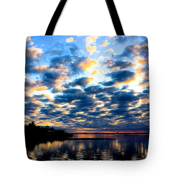 Refelections  Tote Bag
