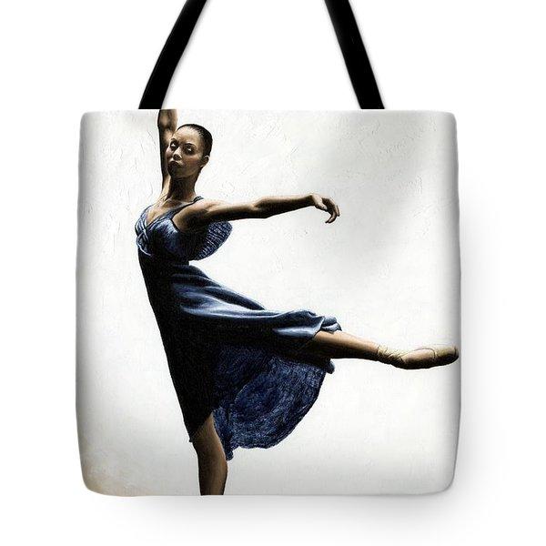 Refined Grace Tote Bag