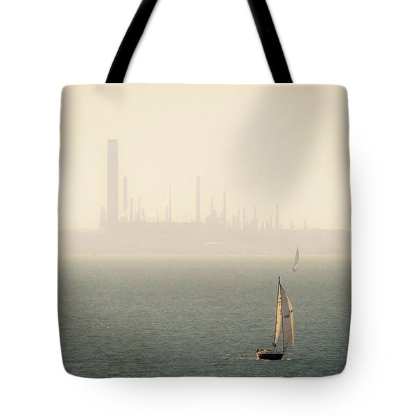 Refined Mists Tote Bag