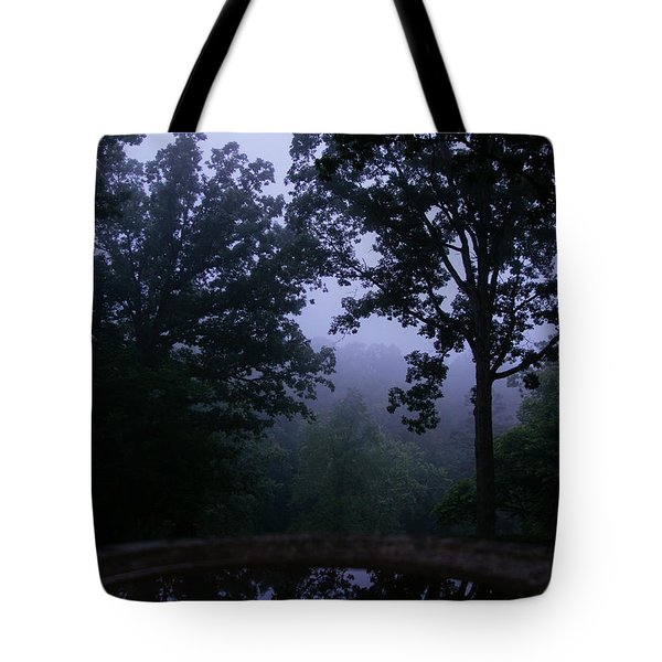 The Mirror Of Galadriel Tote Bag
