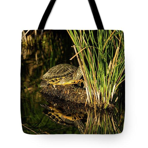 Reflect This Tote Bag