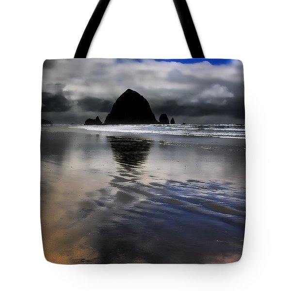 Reflected Glory Tote Bag by David Patterson